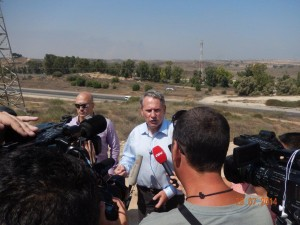 RK Press Conf Gaza Border 29 July 2014 6