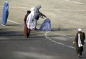 Taliban execute woman