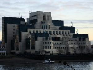 MI6 building